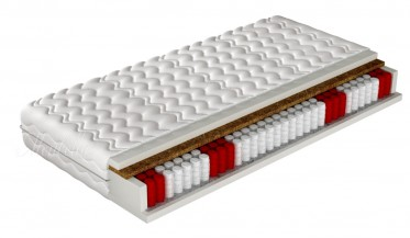 Matras Ever - Pocketvering 7 zones - 140 x 200 cm