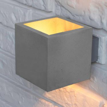Wandlamp Square