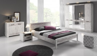 Slaapkamer Portel 180 - Wit - Groot 2