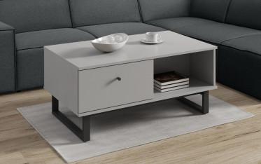 Salontafel Aspire - Grijs - 100 cm