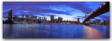 Schilderij Bridge 3 45x140 - ACTIE