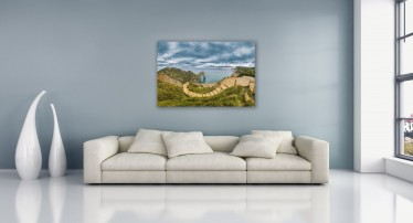 Schilderij Beach 75x100