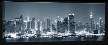 Schilderij Manhattan 60x150