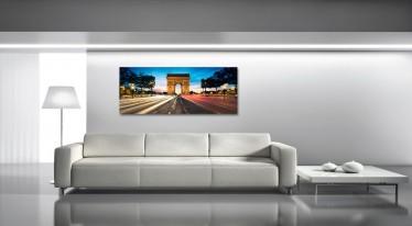 Schilderij Triumphal Arch 50x125