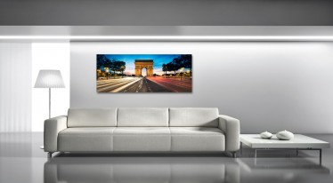 Schilderij Triumphal Arch 50x125 - ACTIE