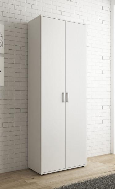 Schoenenkast Odette - Wit - 70 cm