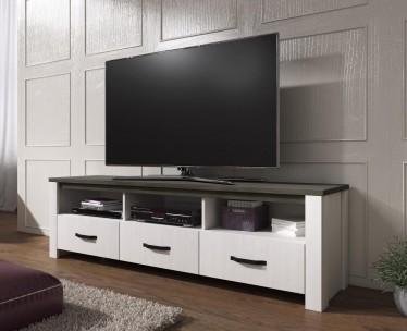 TV-Meubel Amaro - Wit - Eiken - 164 cm