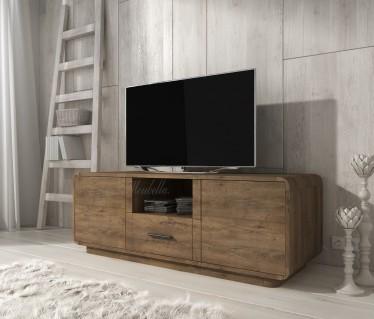 TV-Meubel Artus - Eiken - 140 cm