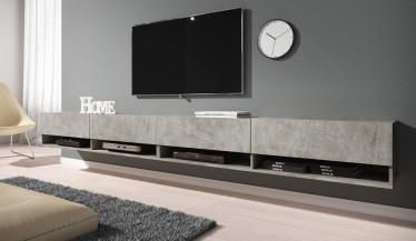 Ikea Tv Kast Grijs.Tv Meubels Meubella