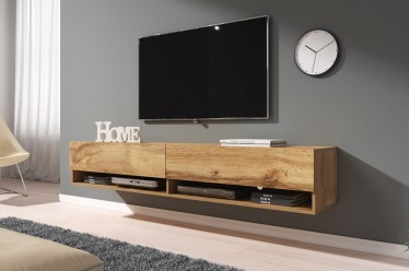 TV-Meubel Asino - Eiken - 180 cm
