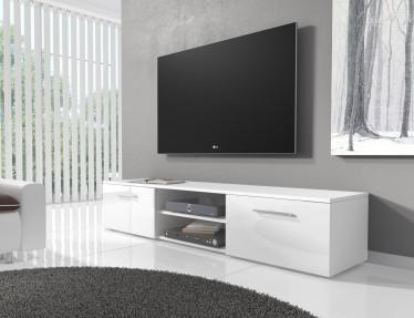 TV-meubel Basura I - Wit - 160 cm