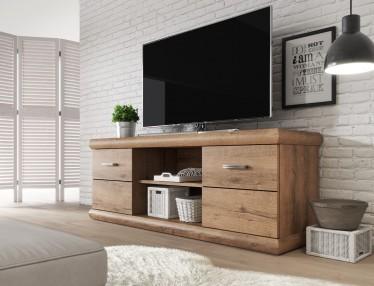 TV-Meubel Crown - Eiken - 157 cm