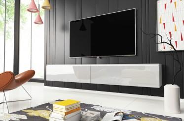 TV-Meubel Dixon - Wit - 180 cm