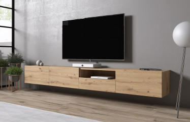 TV-Meubel Eos 3 - Eiken - 240 cm