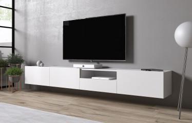 TV-Meubel Eos 3 - Wit - 240 cm