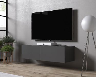 TV-Meubel Eos 4 - Grijs - 120 cm
