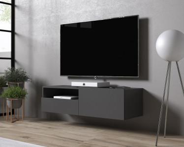 TV-Meubel Eos 5 - Grijs - 120 cm