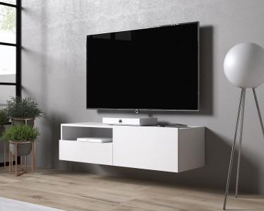 TV-Meubel Eos 5 - Wit - 120 cm