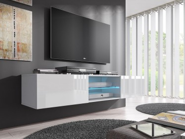 TV-Meubel Glow 2 - Wit