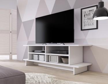 TV-Meubel Kelby - Wit - 110 cm - ACTIE