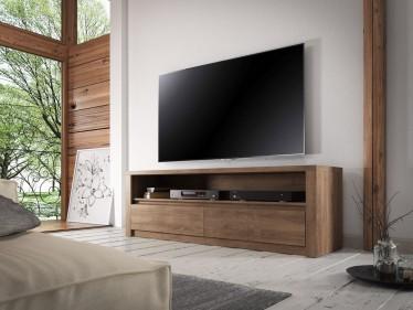 TV-Meubel Monaco - Eiken  - 130 cm - ACTIE