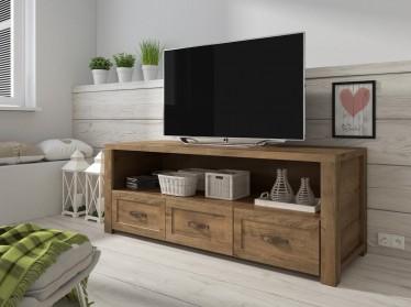 TV-Meubel Navesta - Eiken - 160 cm - ACTIE