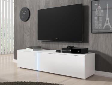 TV-Meubel Saidi - Wit - 151 cm - ACTIE
