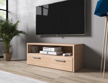 TV-Meubel Trente - Licht eiken - 100 cm - ACTIE