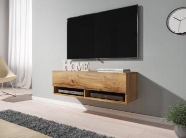 TV-Meubel Asino - Eiken - 100 cm