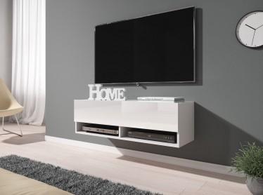 TV-Meubel Asino - Wit - 100 cm