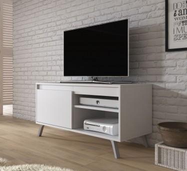 TV-Meubel Danon - Wit - 100 cm