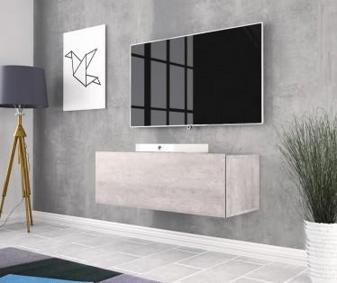 TV-Meubel Vayana - Beton - 90 cm
