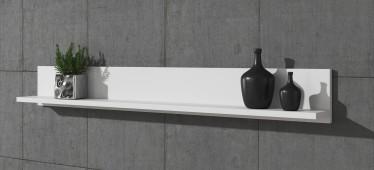 Wandplank Verity - Wit - 140 cm - ACTIE
