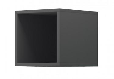 Wandkast Eos - Grijs - 30 cm