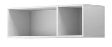 Wandkast Eos - Wit - 90 cm