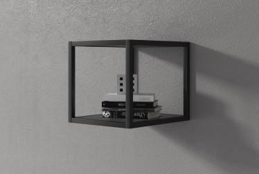 Wandplank Eos - Grijs - 30 cm - ACTIE